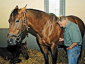 Kentucky Horses Lose a Friend in Vet Byars