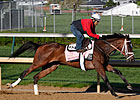 Oaks Contenders Breeze at Churchill Downs