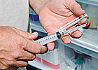 Indiana Completes Drug Sample Testing Backlog