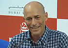 Dubai World Cup: Gary Stevens