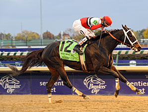 Dubai Majesty Rules BC Filly & Mare Sprint
