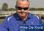 Dubai World Cup: Mike de Kock