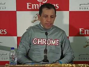 Dubai World Cup Press Conference