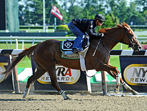 Dullahan Leads Belmont Workers on June 3