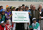 Resilient Perrodin Wins No. 3,000