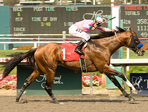 E Z Does It: Baffert Duo Tops Triple Bend