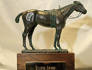 Mooney Wins Media Eclipse Award