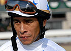 Prado Begins Therapy; Could Ride in Two Weeks