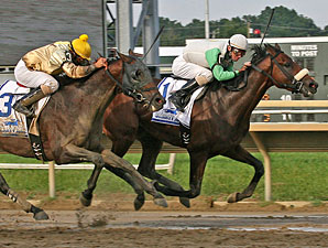Edge of Reality Captures Smarty Jones Stakes