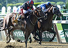 Effinex Outlasts Tonalist at Wire in Suburban