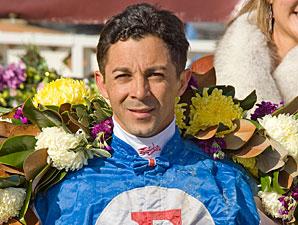 Jockey Eibar Coa Arrested in Domestic Case