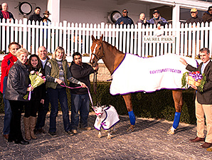 Eighttofasttocatch retirement ceremony, December 13, 2014.