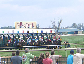 Entry Box Strong for Ellis Park Opener July 4