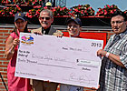 Canada&#39;s Wilson Wins Pimlico Jockey Challenge