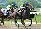 Emma&#39;s Encore Stuns Victory Ride Field