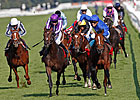 No Crown for Camelot; Encke Stuns St. Leger