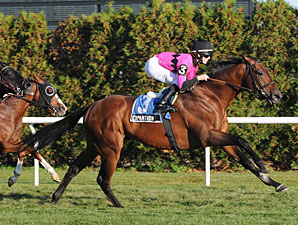 Well-Matched Elkhorn Closes Out Keeneland
