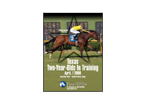 Data Digest Preview: FT Texas 2YOs 2008
