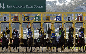 Fair Grounds Cancels Final 5 Races
