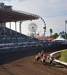 Fairplex Park Meet Features 12 Stakes