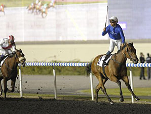 Falls of Lora Much the Best in UAE Oaks