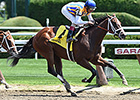 Alcibiades Kicks Off Return to Keeneland Dirt