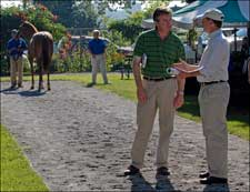 Solid Market Expected at Saratoga Select Yearling Sale