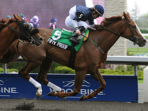 Fifty Proof's Best Shot Wins Eclipse Stakes