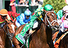 Finnegans Wake Flies Home, Takes Turf Classic
