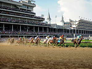 First Time by in Kentucky Derby 138.