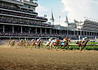NBC National TV Ratings Climb for KY Derby