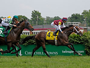 Florentino wins the 2009 Jefferson Cup.