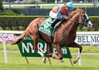 Force the Pass Brilliant in Belmont Derby