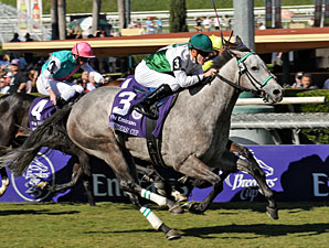 Forever Together Rallies, Wins F&M Turf