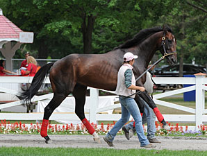 Wilkes: Fort Larned Deserved Eclipse Award