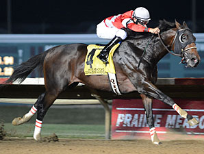 Fort Larned Pointed to Oaklawn Handicap Next