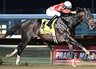 Fort Larned Gets Loose to Capture Cornhusker