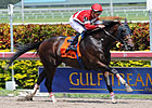 Fort Larned Sharp in Breeders' Cup Work