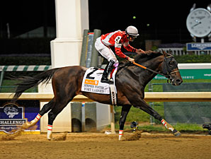 Fort Larned Will Miss Woodward Stakes