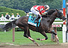 Fort Larned Puts in Solid Work for Gold Cup