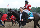 Fort Larned &#39;Tired But Happy&#39; After Whitney