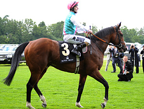 Frankel at Royal Ascot