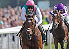 Lucky 13: Frankel Rolls in Juddmonte Int&#39;l