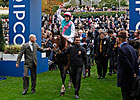 Frankel Secures Place in History at Ascot