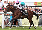 Frankel Hangs on to Win St. James&#39;s Palace