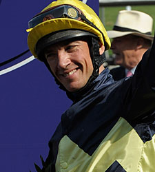 Dettori, Godolphin to Part Ways in 2013