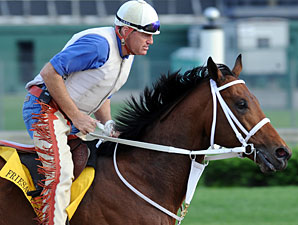 Friesan Fire Favored in Early Wagering