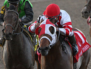 Top 3YOs Face Friesan Fire in La. Derby