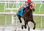 Friesan Fire Dominates Louisiana Derby