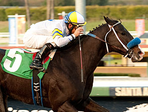 Frumious wins the 2012 Palos Verdes.